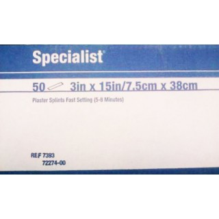 BSN Medical #7393 - Splint Cast Specialist Fast 3x15