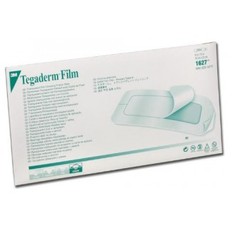 3M #1627 - Tegaderm Transparent Dressing 4