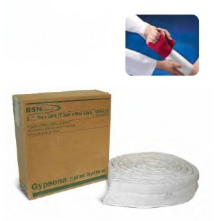BSN Medical #GPS-515 - Gypsona Splint Sys Cast Plstr 5