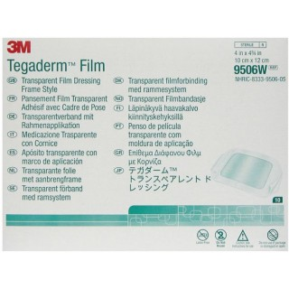 3M #9506W - Tegaderm Transparent Dressing 4