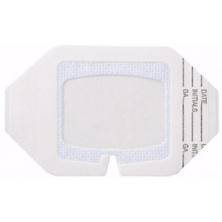 Cardinal Health #TD-14 - TRANSPARENT DRESSING W/BO, 4BX/CS
