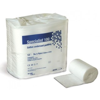 BSN Medical #9083 - Padding Cast Specialist 100 Cotton Limb Rl 3