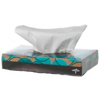 Medline #NON243275 - Standard Facial Tissues, 5.7 x 7