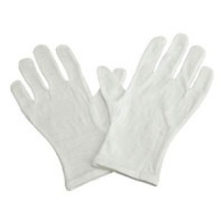 Medi-Source #45126 - Cotton Glove Liner Large 12Pr/PK