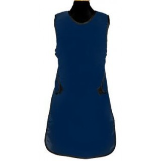 Bar-Ray Products #60008M-32 - Apron X-Ray Vari-Weight Medium NavyBlue Ea