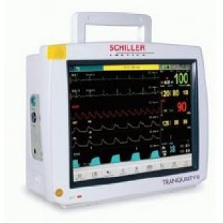 Schiller America #0-750000 - Monitor Pt Tranquility II Ea