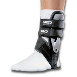 Darco International #BAS2R - +ANKLE BRACE BODY ARMOR RIGHT MED 1/EA 4/BX 12/CA