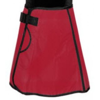 Bar-Ray Products #56400-30-LG - Apron X-Ray Prestige Lead Free Large Red Ea