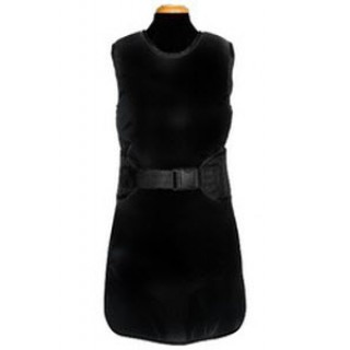 Bar-Ray Products #66400-3-LG - Apron Truelite Unisex Blk Large .5mm Ea