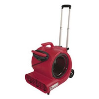 Electrolux Home #995072 - Air Mover Mobile w/Handle 3Spd 1/2HP Red Ea