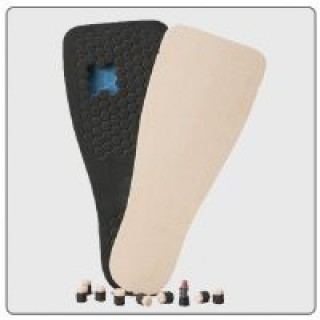 Darco International #PQ1 - INSOLE, PEG ASSIST, SQUARE-TOE, S, EA, EACH