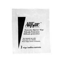 Allkare Barrier Wipes 100/BX