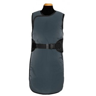Bar-Ray Products #46590-43 - Apron X-Ray Starlite Unisex Specify Size Lightweight Coal Ea