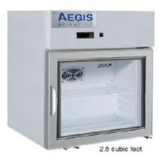 Aegis Scientific #2-UCF-2.5 - FREEZER LAB 2.5CU FT