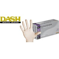 Dash Medical Gloves #VPF100L