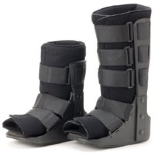 Darco International #FX1 - Walker Brace Fx Pro Foot Paded Black Sm Hi Ea