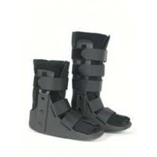 Darco International #FXS2 - Walker Brace Fx Pro Foot Paded Black Med Lo Ea