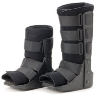 Darco International #FXS1 - Walker Brace Fx Pro Foot Paded Black Sm Lo Ea