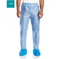 Pant Ez Breathe Scrub Teal 2XL 10/PK