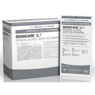 Medline #MSG1575 - SensiCare SLT Powder-Free Surgical Gloves, 7.5, 200 PR/CS, 4 BX/CS