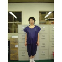 Exam Gowns Navy Blue LF Reg 60