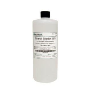Healthlink 400446 - Ethanol 95% 500mg 32oz 1/Bt - CIA Medical