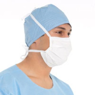 ties 41805 Surgical Part Kimberly-clark - cs W Mask Sos 6bx