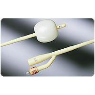 C.R. Bard # 0165SI14 - Catheter Foley IC 5cc 14fr 12/CS