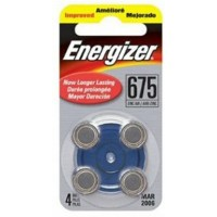 Eveready-Energizer #AZ675DP-4