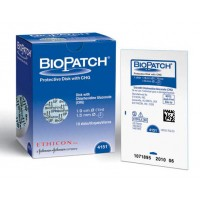 Dressing Bio-Patch Antimicrobial CHG 3/4