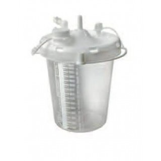 Allied Healthcare Products #20-08-0016 - Suction Canister 1500ml 16/CS