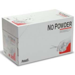 Ansell Healthcare #8605 - No Powder Latex Surgical Glove Size 7.5 50pr/BX, 4 BX/CS