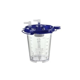 Bemes #1202DSP 050 - CANISTER, SUCTION, 1200CC, 48/CS