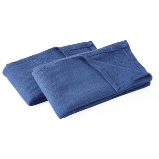 Medline #MDT2168204 - Sterile Disposable Surgical Towels, Deluxe Blue, 4/PK, 20PK/CS, 20 PK/CS
