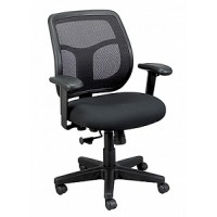 Eurotech Seating #MT9400/5806 BLACK