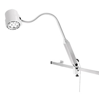 Waldmann Lighting #D15507100 - LAMP, EXAM, HALUX 20-1 LED, GOOSENECK,, EACH