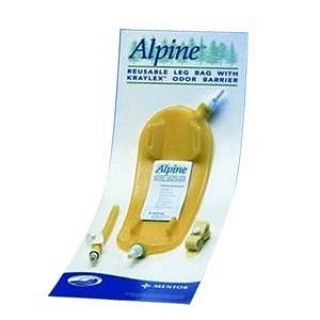 Coloplast # 68006R - ALPINE RU LEG BAG 15OZ SPORT RIGHT, EACH