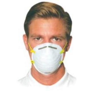 Medical Respirator Ea Precept - 65 3395 Part 120 Mask cs N95 Tb