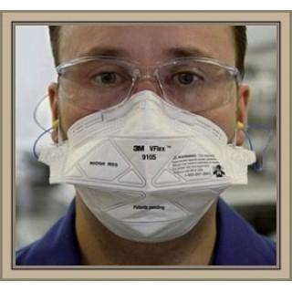 n95 mask 9105s