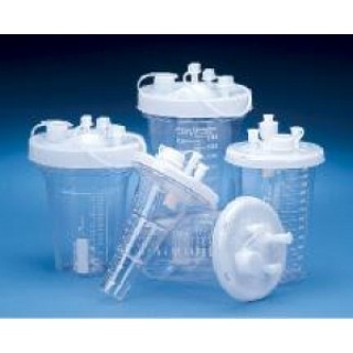 Deroyal #71-3102 - Suction Canister 6Tube Kit 1200cc 30/CS