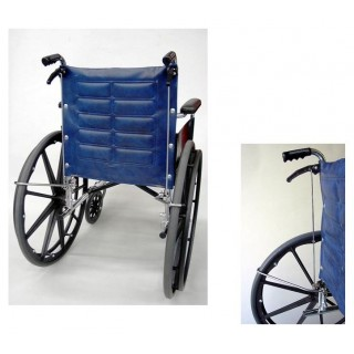 210 Innovations #SM-014 - DEVICE, ANTI-ROLLBACK, WHEELCHAIR, SAFE-T, EACH