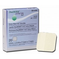 DuoDERM Extra Thin Dressing 6