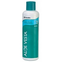 WASH, SHAMPOO, BODY, ALOE VESTA, 8 OZ, 48 EA/CS