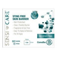 WIPE, SKIN BARRIER, SENSI-CARE STING FREE, 600 EA/CS, 20 BX/CS