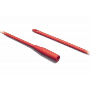 Kendall # 8887660184 - CATHETER, URETHRAL, RED-RUB, ROBINSON, 18FR, 100 EA/CS