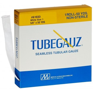Medical Action Industries #61033 - GAUZE, TUBE SIZE 1, 5/8 WIDE, EACH