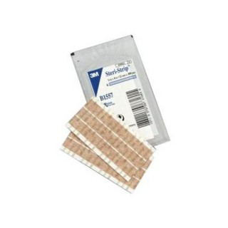 3M #B1557 - STERI-STRIP CLOSURES TAN, 200/CS