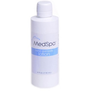 Medline #MSC095004 - LOTION, HAND AND BODY, 4 OZ, 60 EA/CS